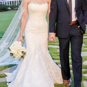 Dakota Enzoani Wedding Dress